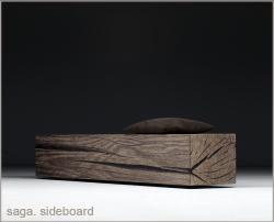 saga. sideboard